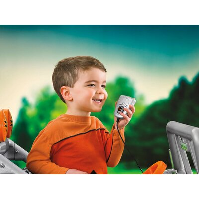 Fisher-Price Power Wheels Tough Talking Jeep