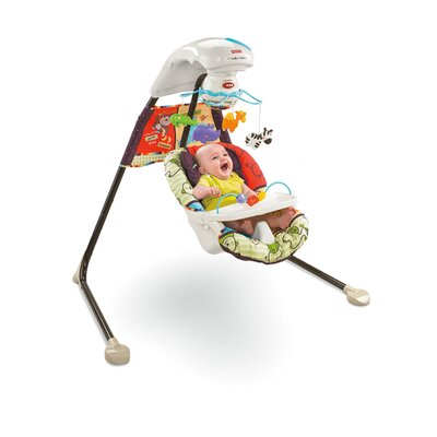 Fisher-Price Luv U Zoo Cradle and Swing