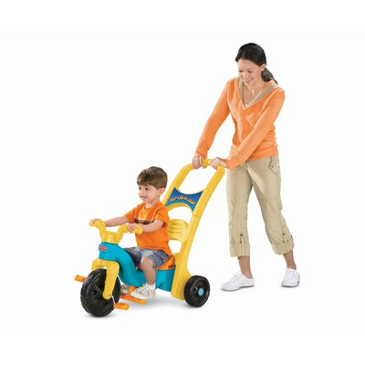 Fisher-Price Rock, Roll and Ride Tricycle