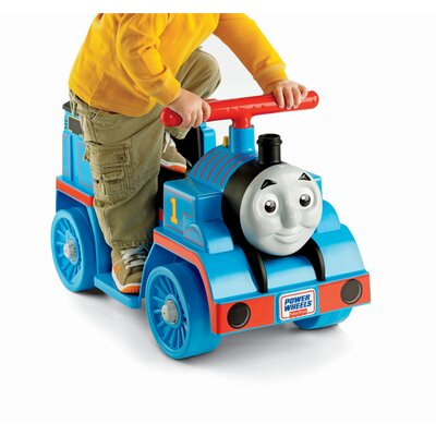 Fisher-Price Power Wheels Thomas Toddler