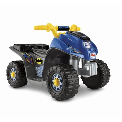 Fisher-Price 6V Batman Lil' Quad