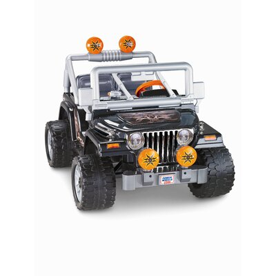 Fisher-Price Tough Talking Jeep