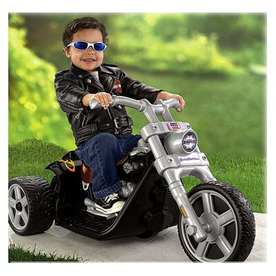 Fisher-Price Power Wheels Harley-Davidson Ride On Toy