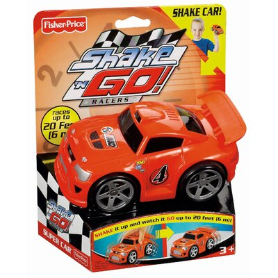Fisher-Price Shake N Go Car