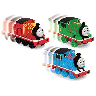 Fisher-Price Thomas Pull Back Train Vehicle
