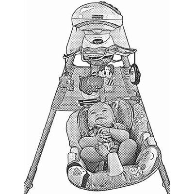 Fisher-Price Discover 'n Grow Cradle 'n Swing