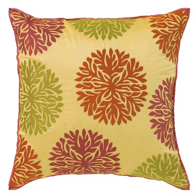 Boxwood Silk/Cotton Pillow