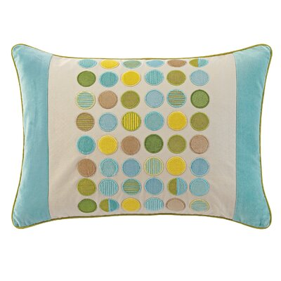 Company C Lounge Cotton/Velvet Pillow