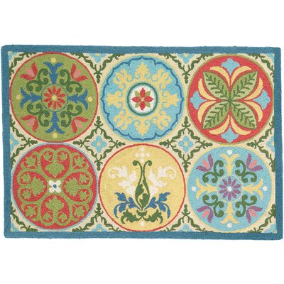 Stepping Stones Multi Rug