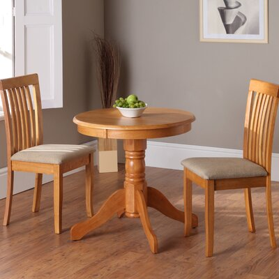 Wilkinson Furniture Kinver 3 Piece Dining Set