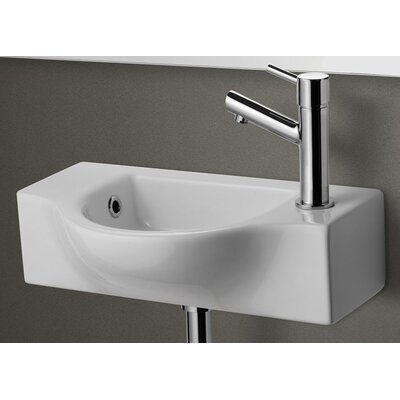 Wall Mounted Bathroom Sink - AB105
