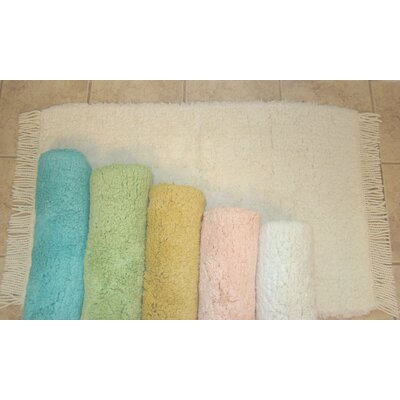 Super Plush Cotton Bath Mat