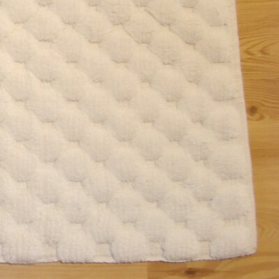 Pom Pom Cotton Bath Mat