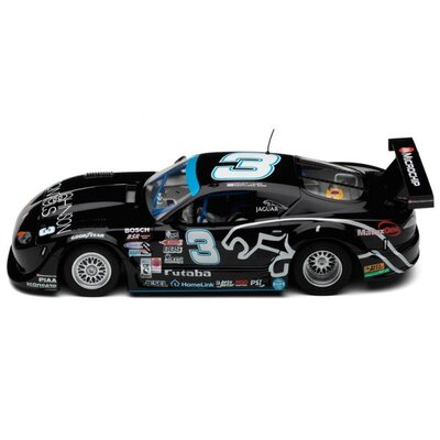 "Scalextric Jaguar XKRS Trans Am - ""Rocketsports Slot Car"