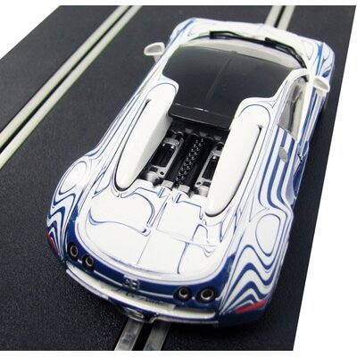 Scalextric Bugatti Veyron High Slot Car