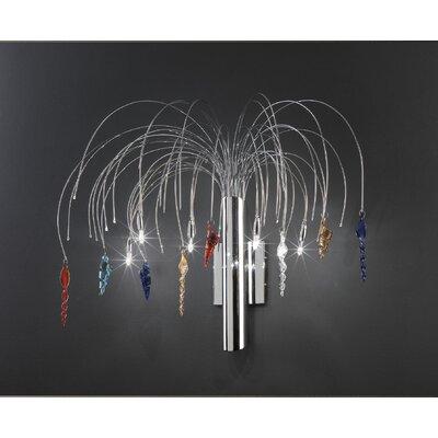 Leucos Vincent Lo Arcade 7 Light Chandelier
