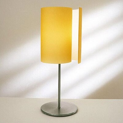 "Leucos Diane T1 28.75"" H Table Lamp with Drum Shade"