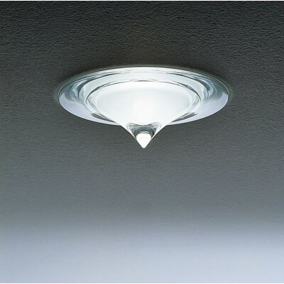 Leucos Drop Low Voltage Recessed Lighting with Housing