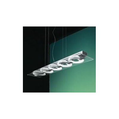 Leucos O-Sound 5 Light Pendant