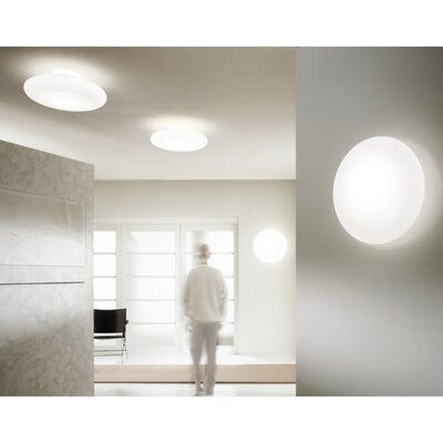 Leucos Mild Pp Wall and Ceiling Light