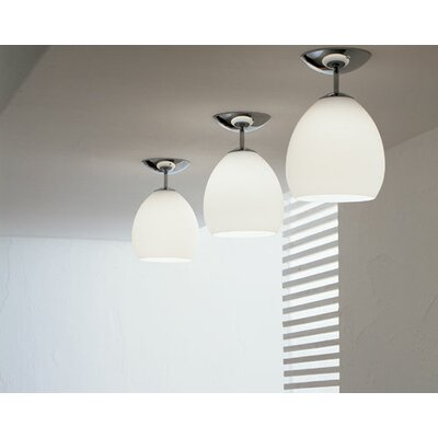 Leucos Golf Semi Flush Mount