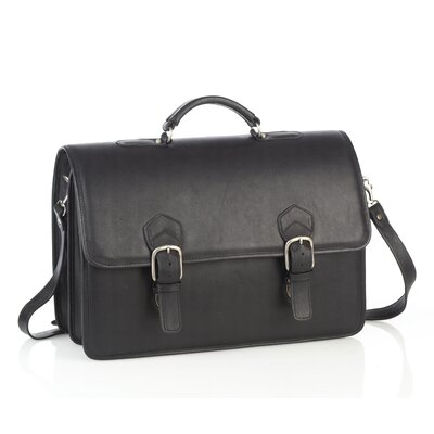 Multi-Compartment Briefcase