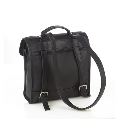 Aston Leather Convertible Backpack
