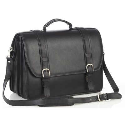 Aston Leather Leather Briefcase