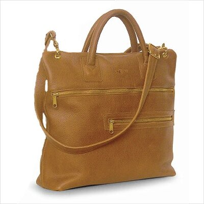 Aston Leather Medium Shoulder/Travel Tote
