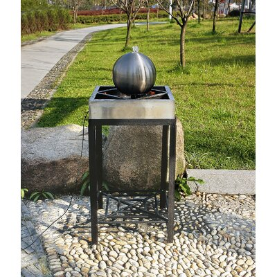 Unique Arts Stand for Stainless Steel Square Table Top Fountain