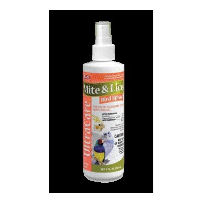 ecotrition Mite and Lice Bird Pump Spray - 8 oz.