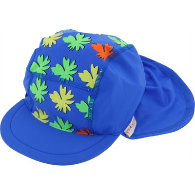 A Little Splash Nylon / Spandex Hat in Multi Colored Matisse