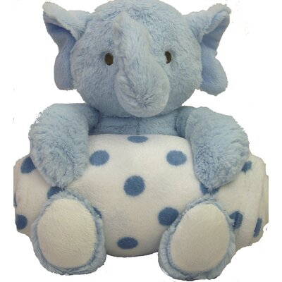 Animal and Blanket Elephant Toy and Blanket