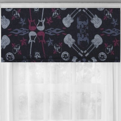 Bed Ink Rock Anthem Valance