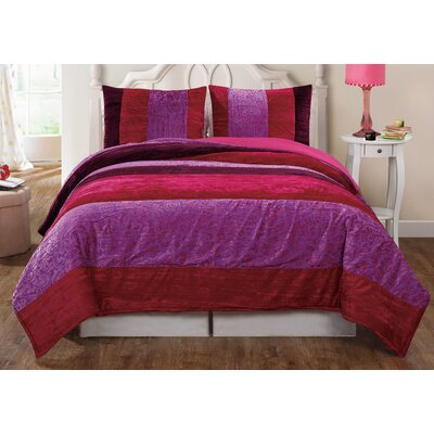 Bed Ink Skyway 2 Piece Comforter Set