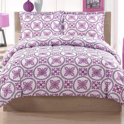 Baroque Circles Comforter Set