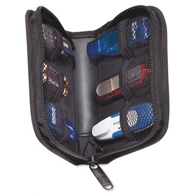 Case Logic Media Shuttle, Holds 6 Usb Drives