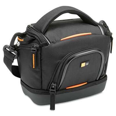 Case Logic Compact Camcorder Case in Black