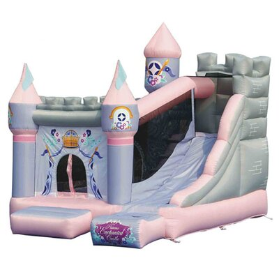 Princess Enchanted Castle Bounce House