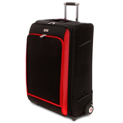 "Swiss Legend 28"" Expandable Wheeled Upright"