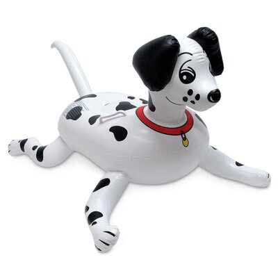 Poolmaster Dalmatian Jumbo Rider Float