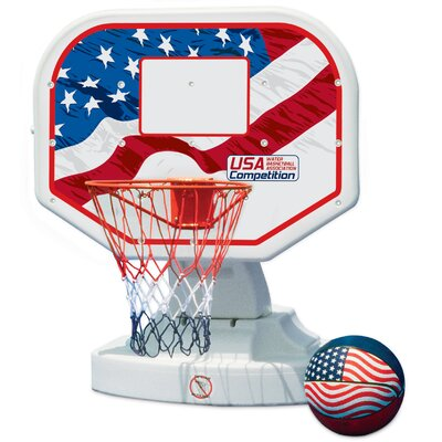 Poolmaster USA/WBA Competition Basketball Game