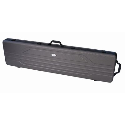 Silverside Double Rifle / Shotgun Case with Wheels