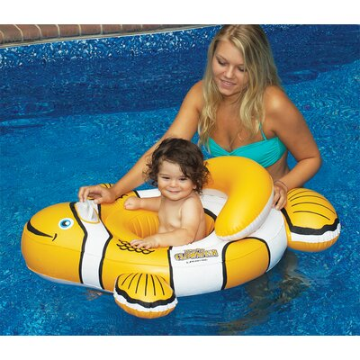 Baby Clownfish Baby Seat Float