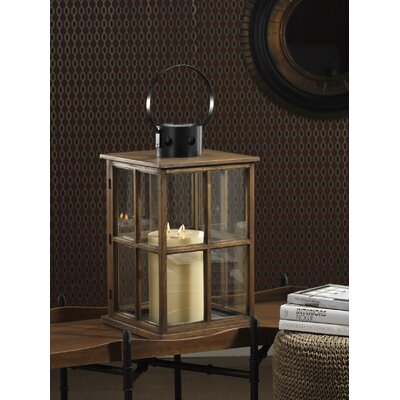 Barclay Butera Lifestyle  Equestrian  Window Pane Design Lantern