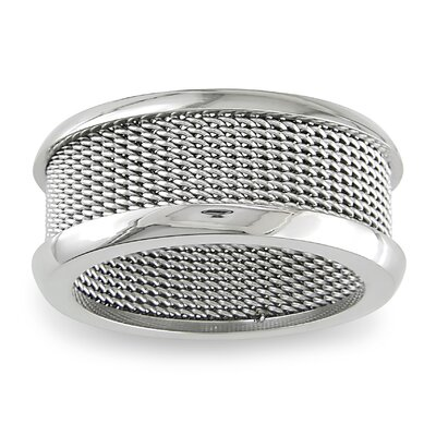 Amour Stainless Steel Fashion Ring