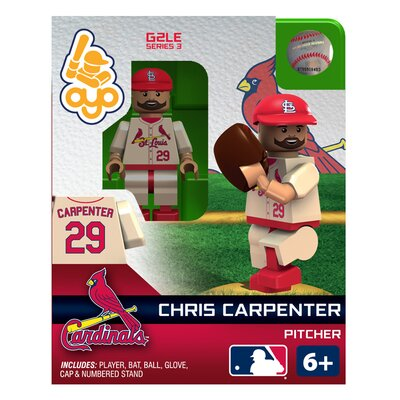 OYO Sports MLB Alternate Jersey Building-Toy Figure