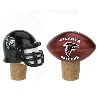 SC Sports NFL Bottle Cork Set (Set of 2)