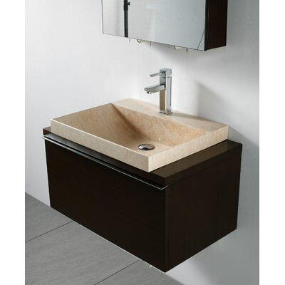 venasca 30 single wall mount bathroom vanity set with mirror