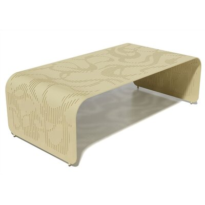 Orange22 Botanist Orikami Coffee Table by Karim Rashid